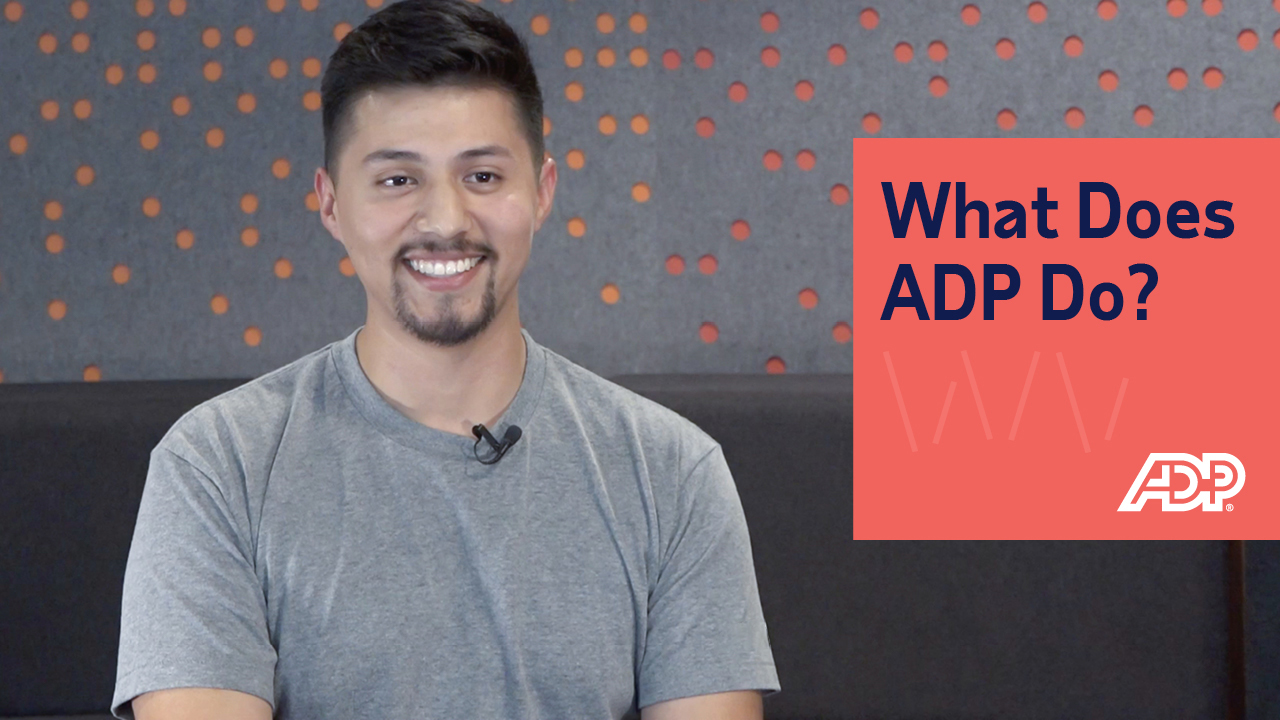Video: What Does ADP Do?