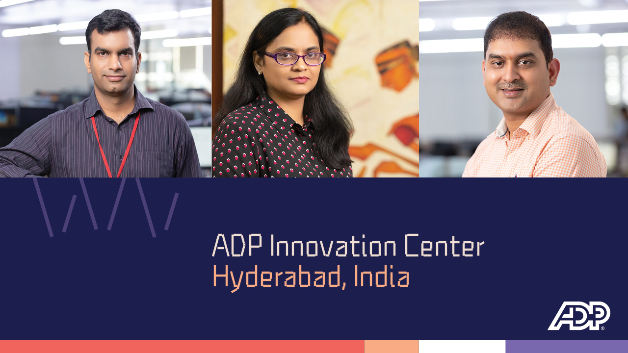 Video: What's it like at our Hyderabad Innovation Center?