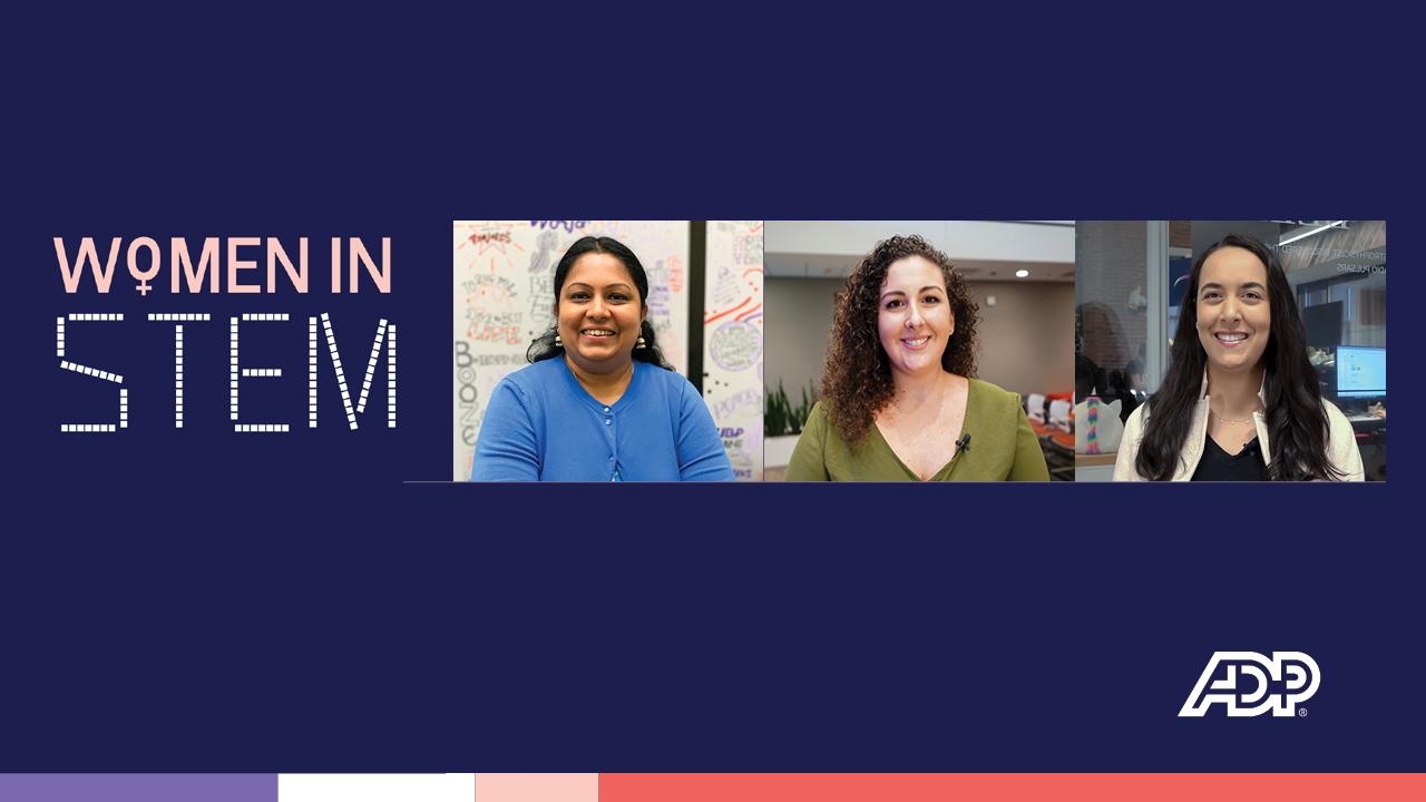 Video: Women in STEM