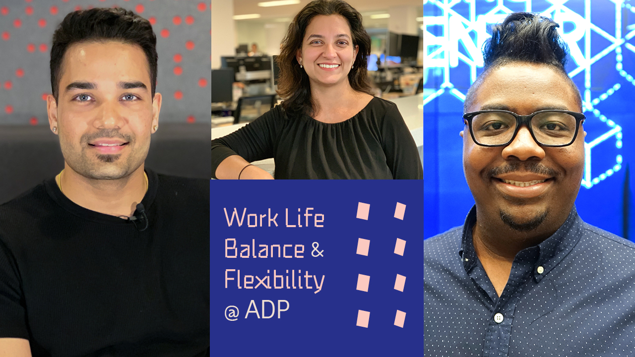 Video: Work Life Balance and Flexibility at ADP