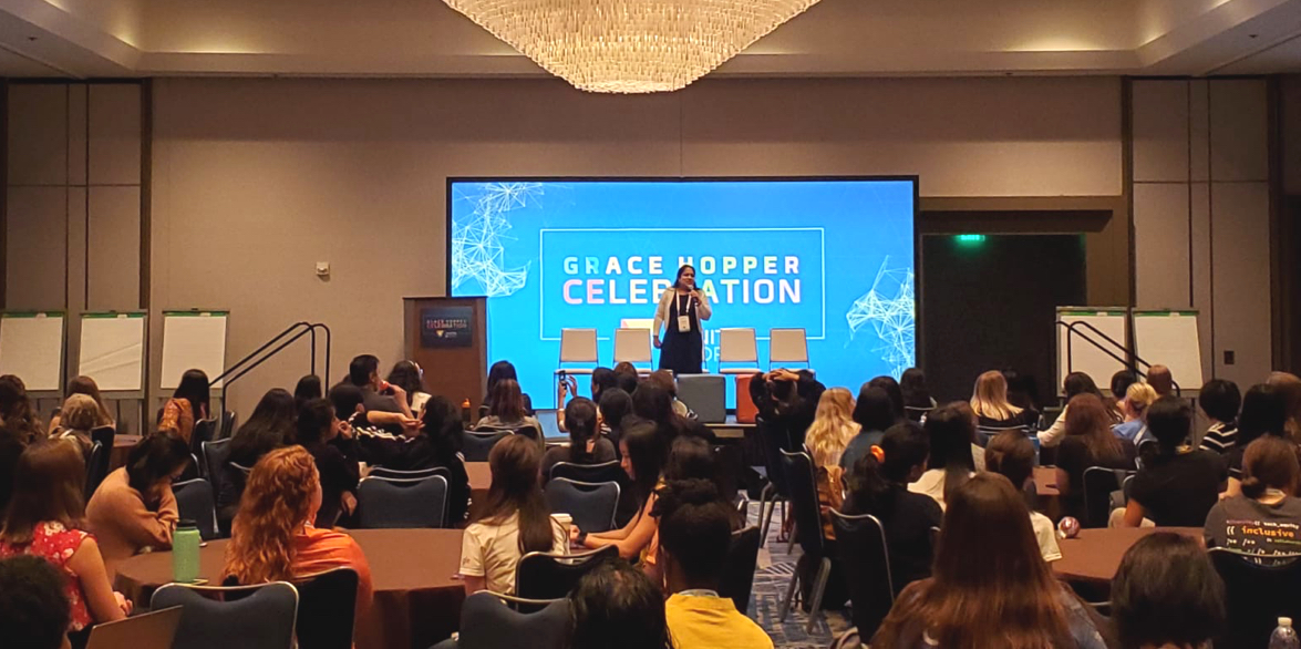 Grace Hopper Celebration 2019
