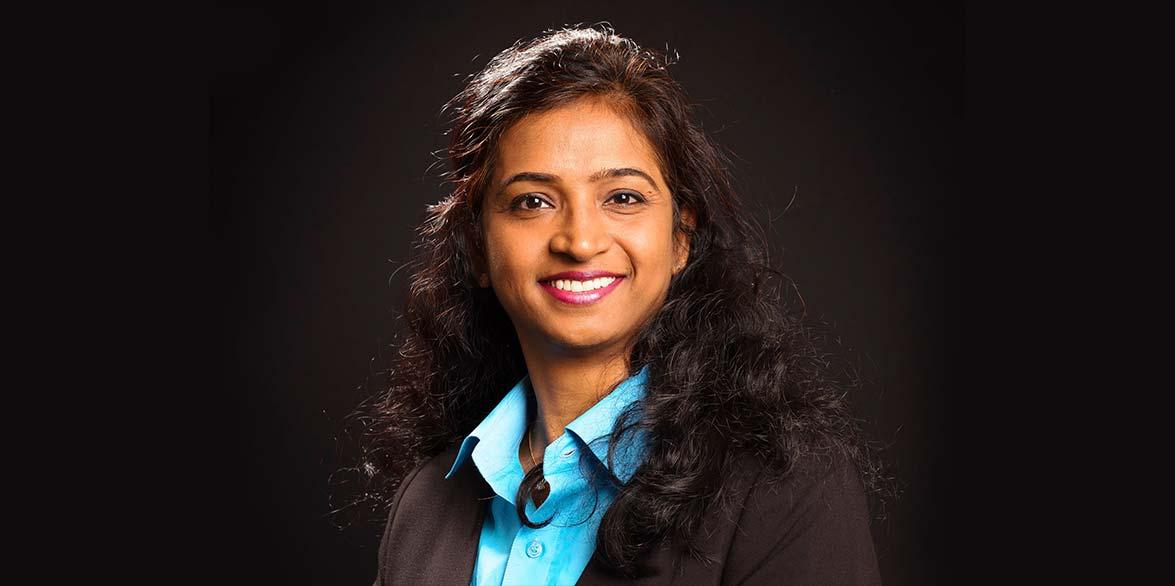 Manjula Ganta Headshot