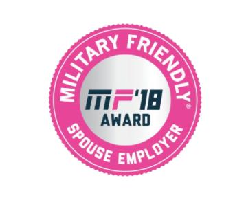 Military Friendly Award