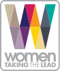 Chili's 'Women Taking the Lead' logo