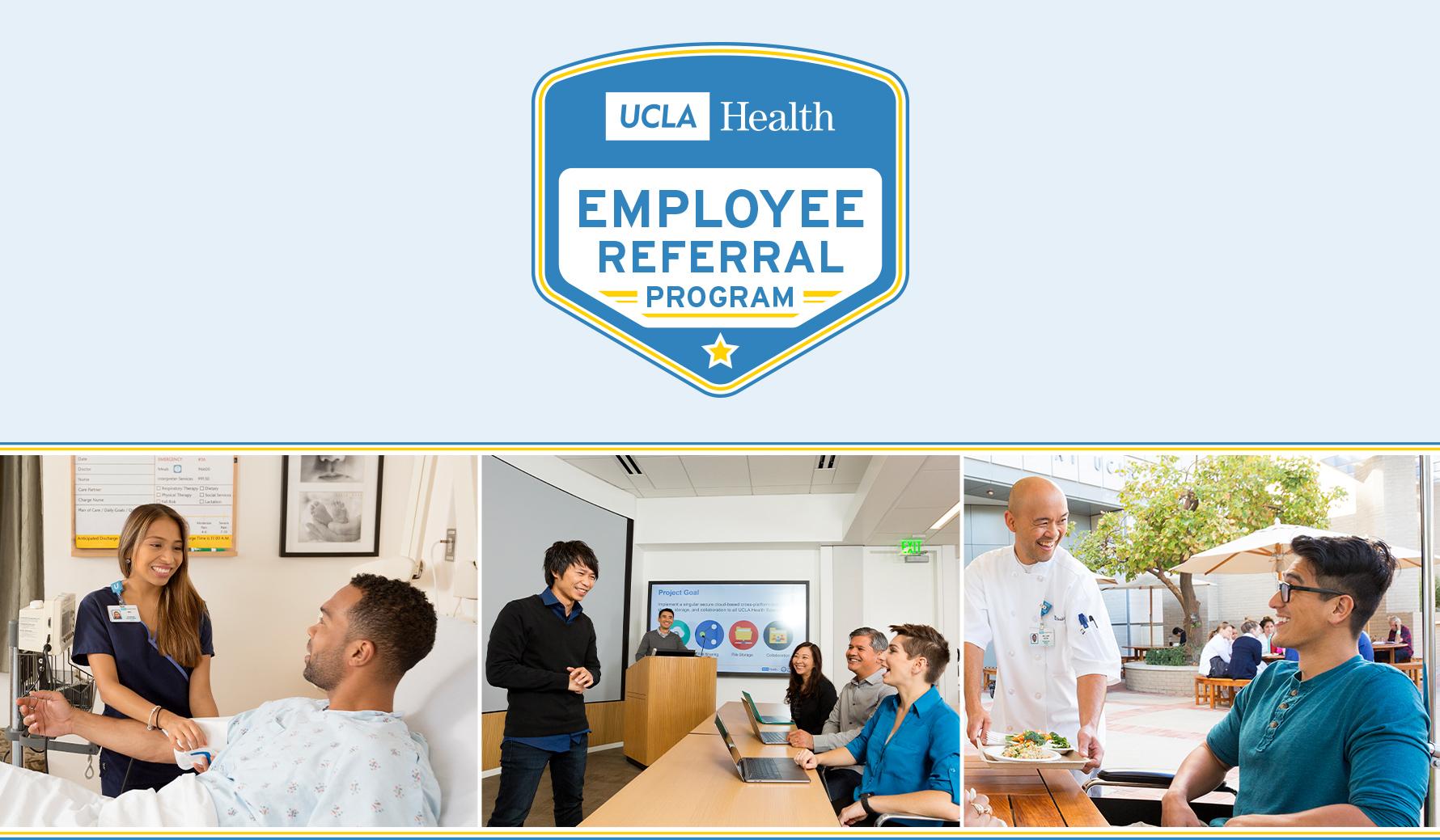 UCLA Health Employee Referral Program