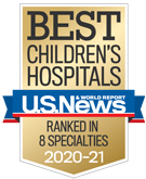 Awards and accolades university Hospitals has recieved in the last year.