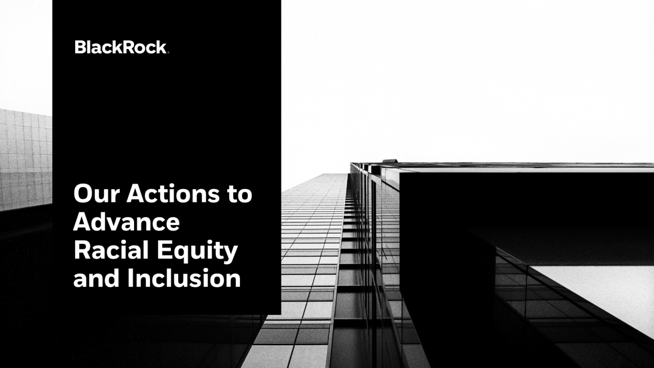 Racial equity and inclusion