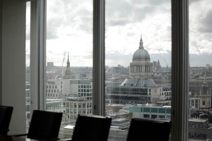London office interior