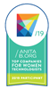 Anita B: 2019 Top Companies for Women Technologists