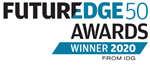 2020 FutureEdge 50 Winner for Modernizing Cloud-Based Platform