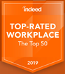 Indeed Top Rated Workplace 2019