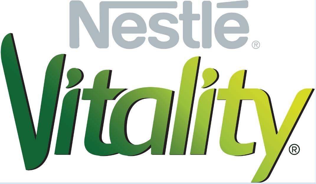Nestle Vitality logo