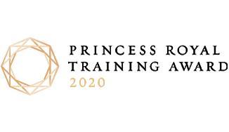 Princess Royal Training Award 2020
