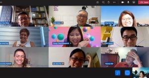 Virtual Koppicino Meetings in Singapore