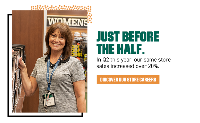 Discover Our Store Careers