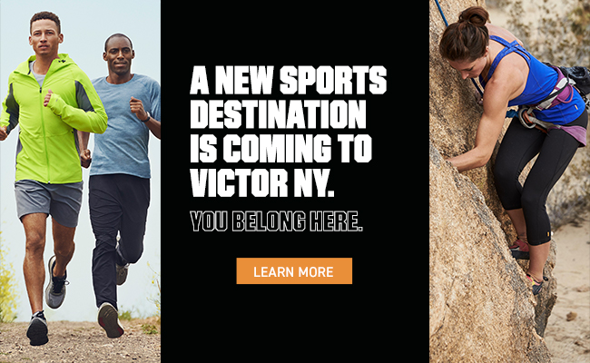 A new sports destination is coming to Victor, NY