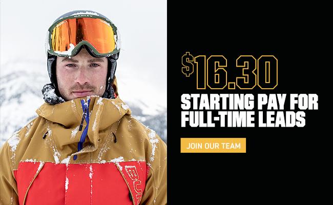 $16.30 Starting Pay