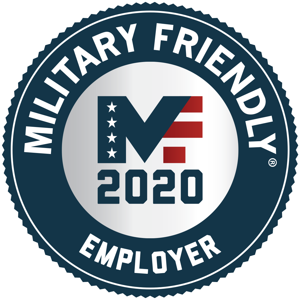2020 Military Friendly Employer