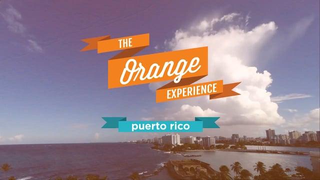 Puerto Rico Orange Experience