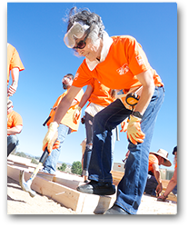 Home Depot Foundation Woman