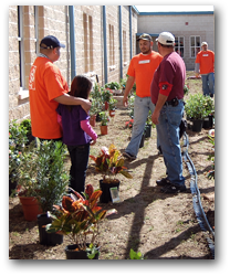 Home Depot Foundation Garden Center