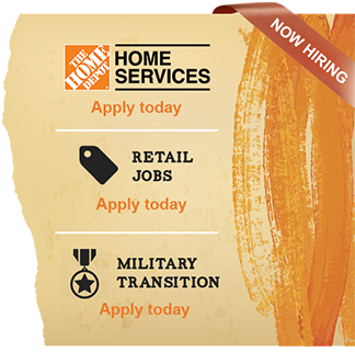home depot careers
