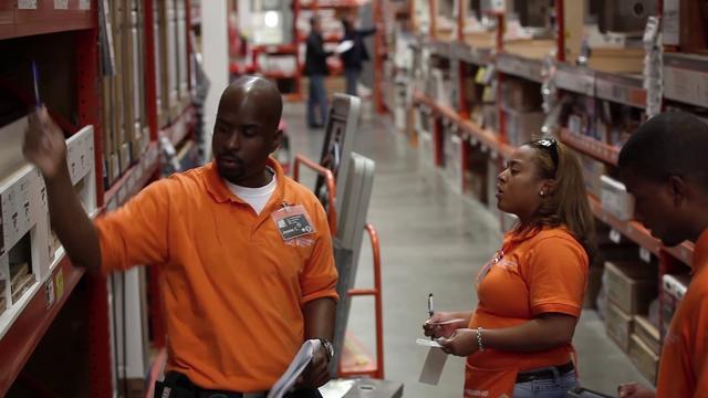 The Home Depot Merchandising Jobs Merchandising Careers Positions