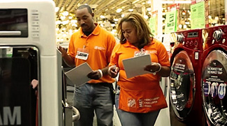 The Home Depot Merchandising Jobs