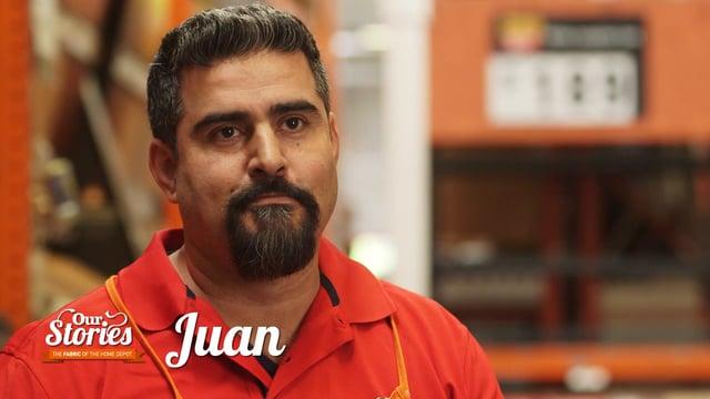 Our Stories - Juan