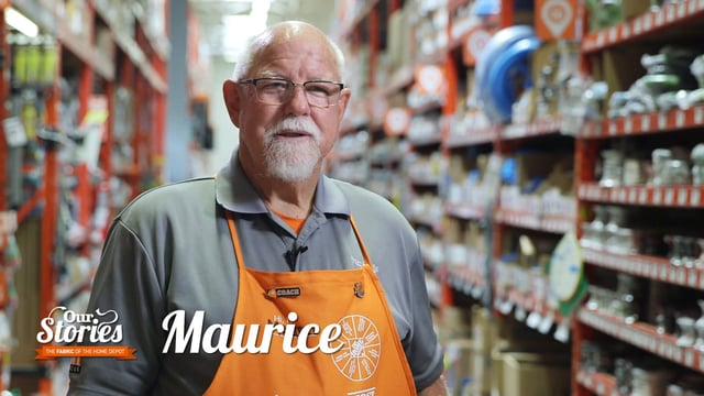 Our Stories - Maurice