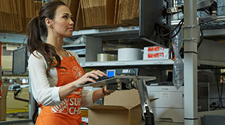 Hourly Positions In Our Distribution Centers Play An Essential Role The Home Depots