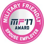 Military Friendly Spouse Top 100 Employer