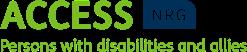 Disability NRG logo