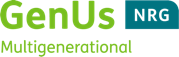 Multi-generational NRG logo