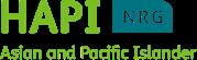 Asian and Pacific Islander NRG logo