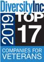 DiversityInc award logo