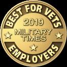Military Times award logo