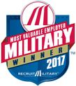 RecruitMilitary award logo