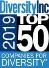 Companies for Diversity award logo