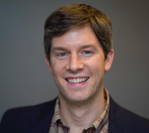 Headshot of Humana employee, Chris