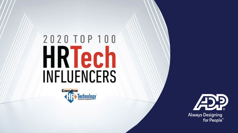 2020 Top 100 HR Tech Influencers