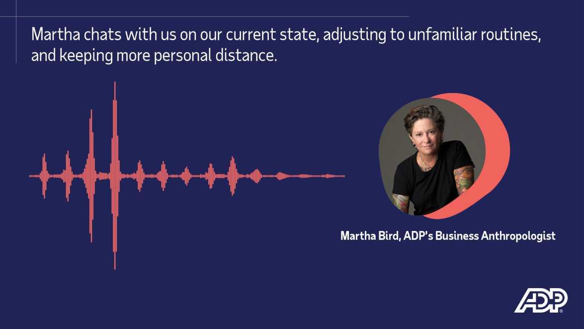 Martha Bird, ADP's Business Anthropologist