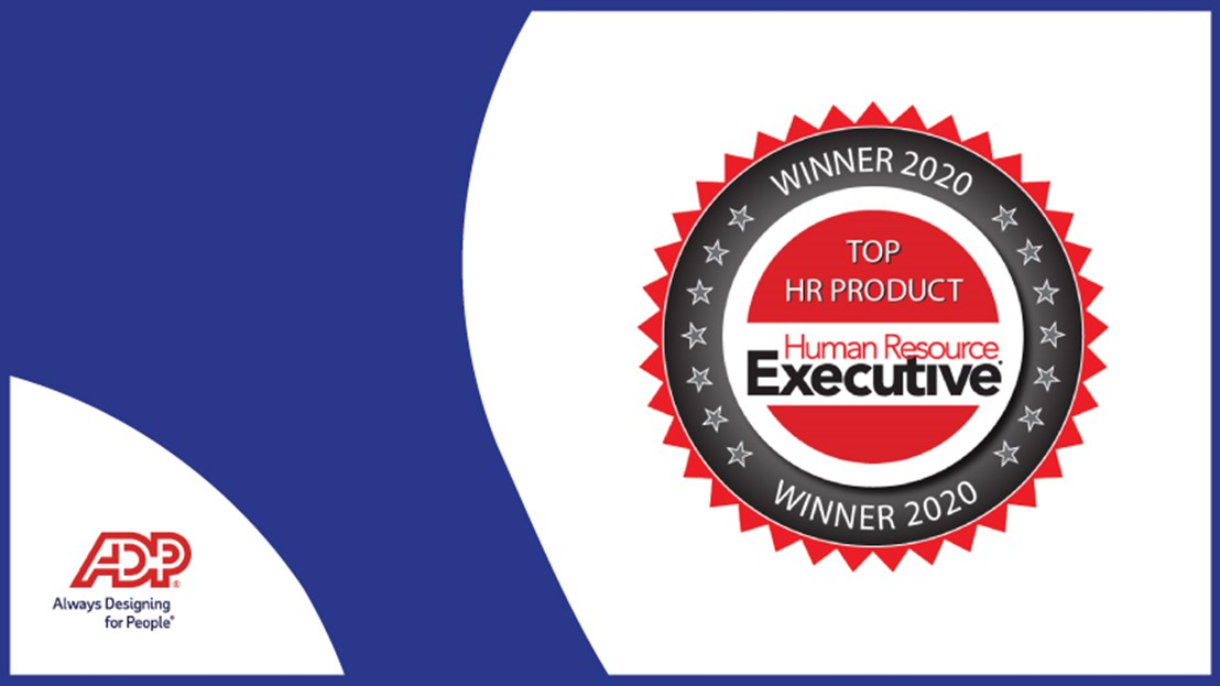 Human Resource Executive Winner 2020: Top HR Product
