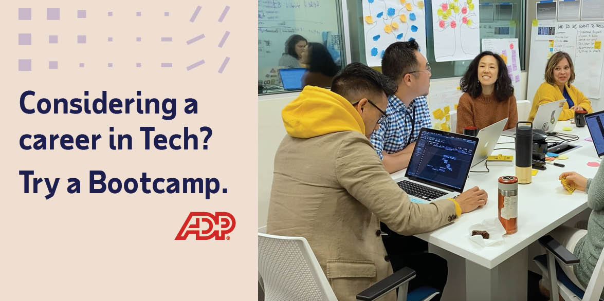Considering a career in Tech? Try a Bootcamp.