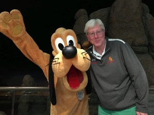 Bill and Pluto