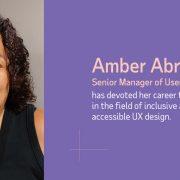 Amber's Header