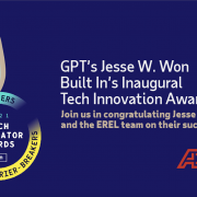 GPT's Jesse White Awarded Built In's Inaugural Tech Innovation Award