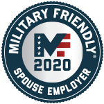 Military Friendly Spouse Employer 2020