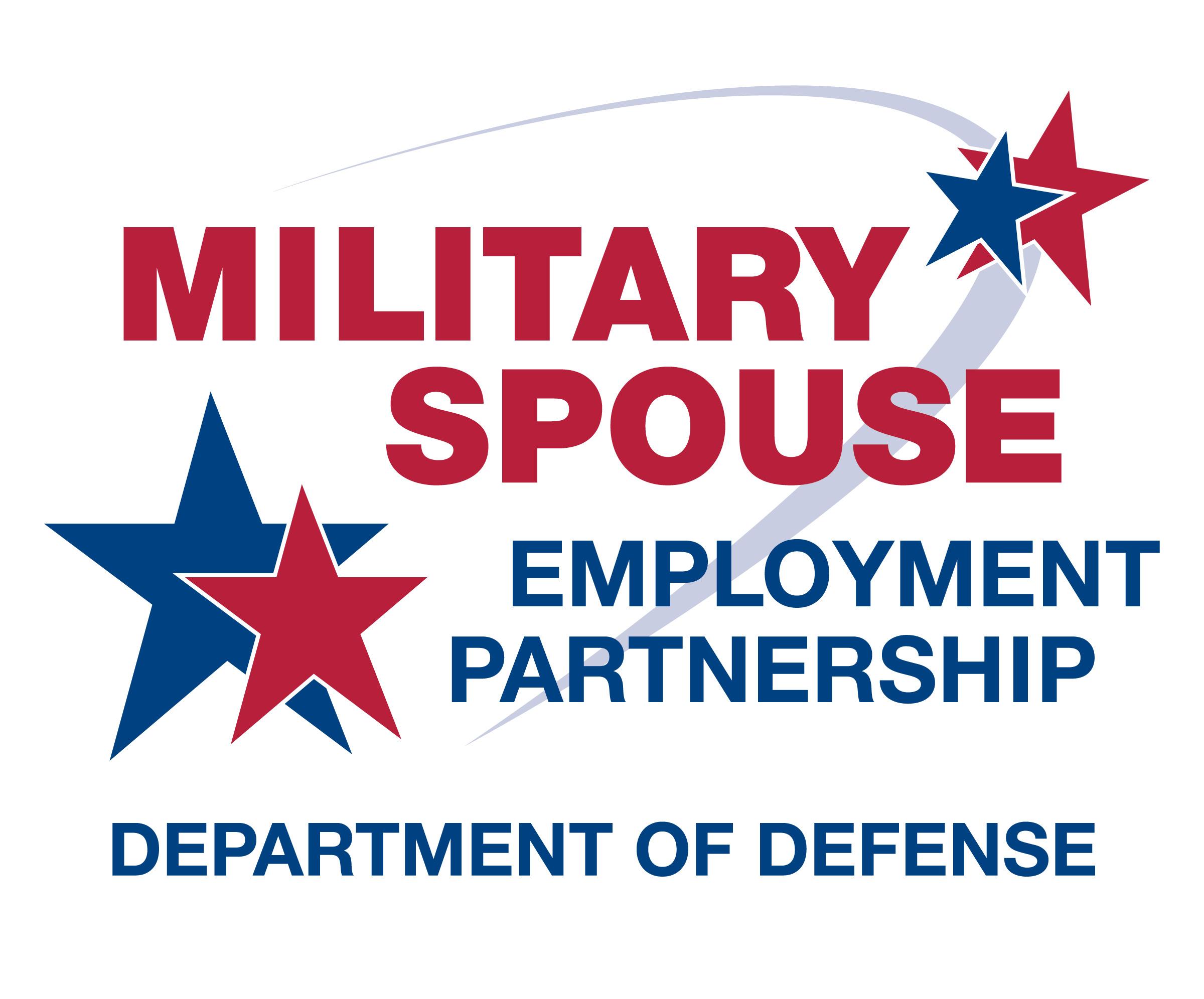 Military Spouse Employment Partnership. Department of Defense