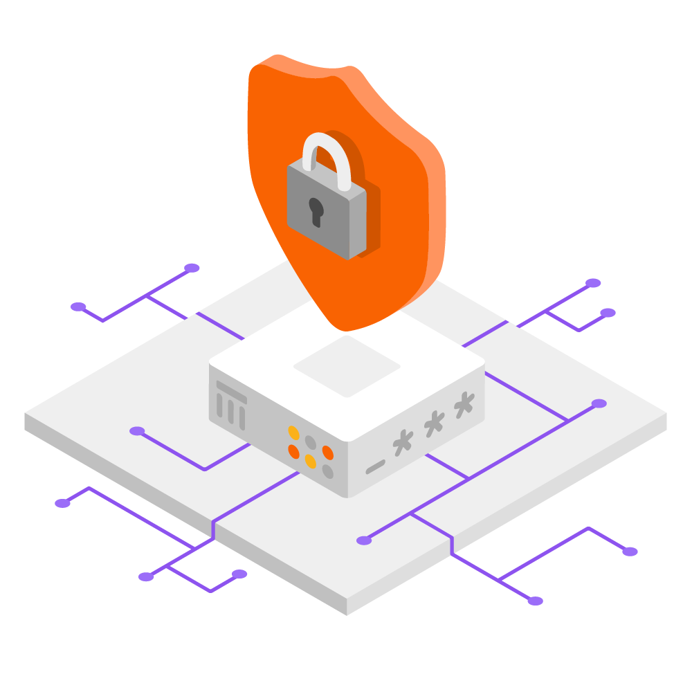 Cybersecurity Tab Icon